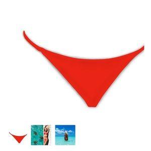 lsea swimwear Swim - Lsea swimwear red bikini super cheeky